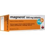 Magnerot 500mg tabletės N50