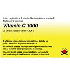 Vitamin C 1000 tabletės N20