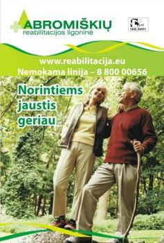 Abromiškės – sveikatos oazė tarp Vilniaus ir Kauno