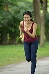 Mineralinė medžiaga, padedanti moterims sportuoti