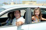 Lietuviai kviečiami saugoti vaikų gyvybes keliuose