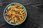 Pašildyti makaronai – daug sveikesni