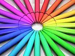 Kaip mėgstamos spalvos atspindi žmogaus charakterį