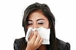 Sergamumas gripu ir peršalimo ligomis šalyje auga (patikslinta)
