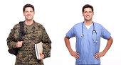Karo gydytojas – apie bejėgę ir stebuklus kuriančią mediciną karo lauke