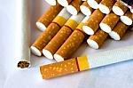 Nuo ko pradėti nusprendus mesti rūkyti?