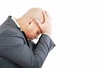 Net ir vyresnių vyrų plikę dar supa plaukai - kodėl visada pirmiausia nuplinka galvos viršus?